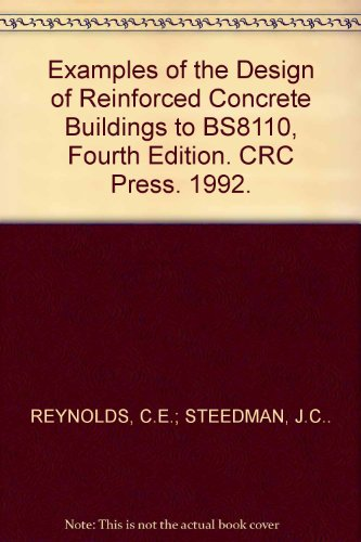 9780442314170: Examples of the Design of Reinforced Concrete Buildings to Bs8110