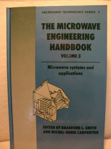 9780442316570: Microwave Engineering Handbook (Microwave Technology Series 3)