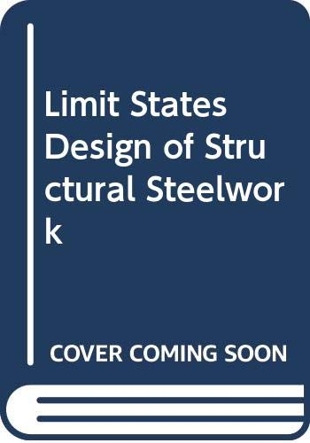 9780442317522: Limit States Design of Structural Steelwork