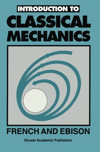 9780442317645: Introduction to Classical Mechanics