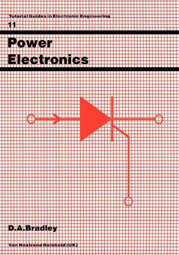 9780442317782: Power Electronics (Tutorial Guides in Electronic Engineering)