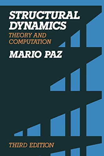 9780442318949: Structural Dynamics: Theory and Computation