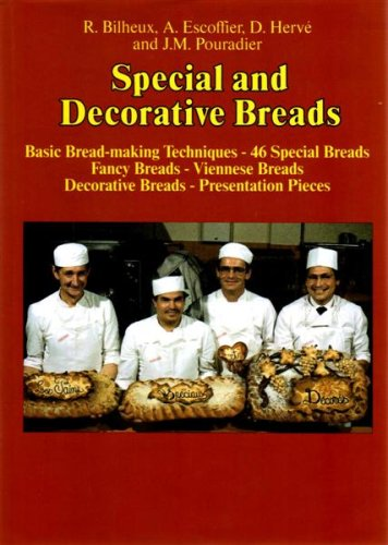 9780442319540: Special and Decorative Breads (The Professional French Pastry Series)