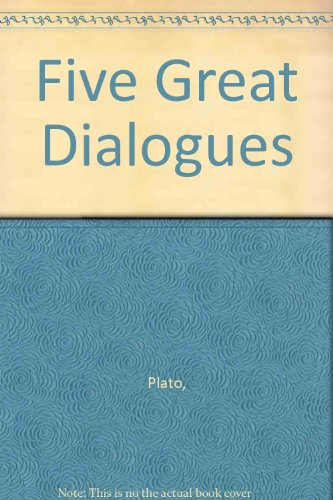 9780442365684: Five Great Dialogues