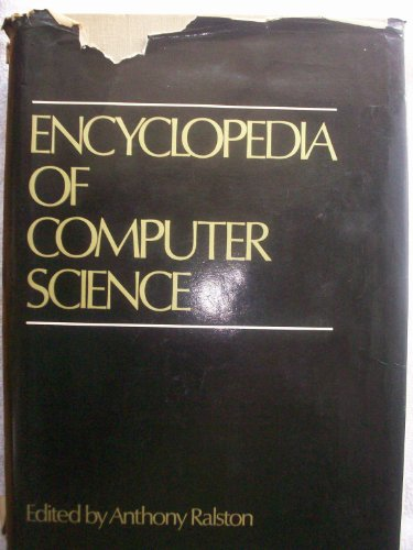 9780442803216: Encyclopedia of Computer Science