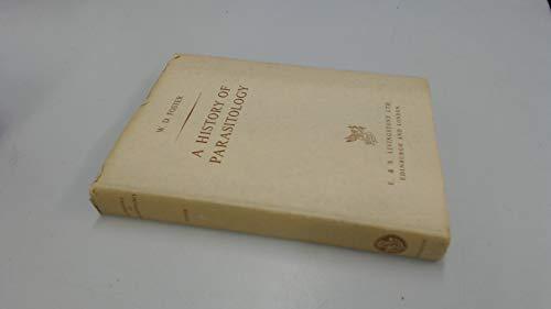 9780443001857: History of Parasitology