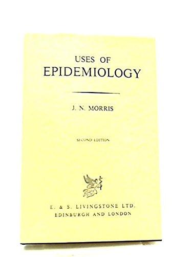 9780443003615: Uses of Epidemiology
