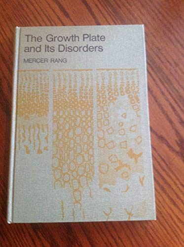 9780443005688: Growth Plate and its Disorders