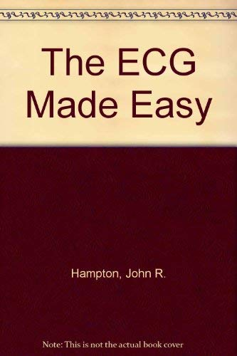 9780443010361: The ECG Made Easy