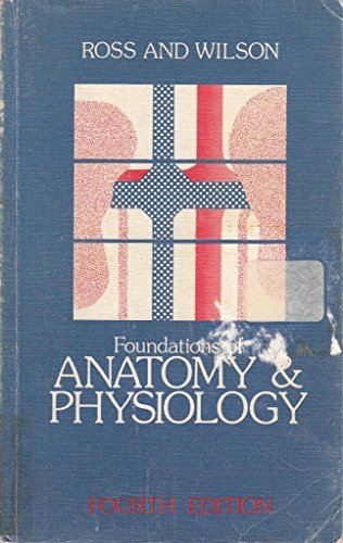 9780443010873: Foundations of Anatomy and Physiology (Livingstone nursing texts)