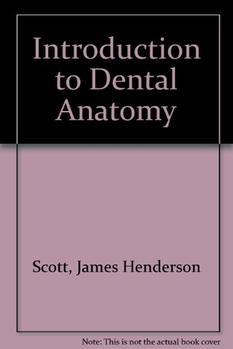 9780443011252: Introduction to Dental Anatomy