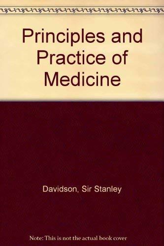 9780443011849: Principles and Practice of Medicine