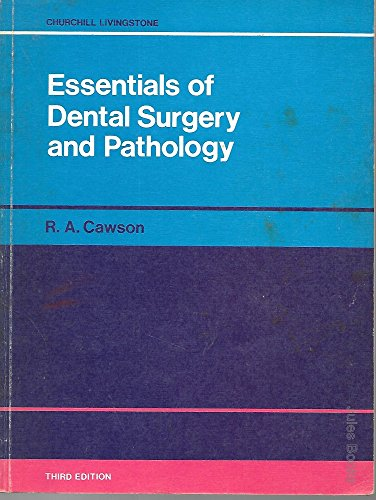 9780443014017: Essentials of Dental Surgery and Pathology