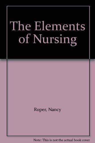 nancy roper nursing theory