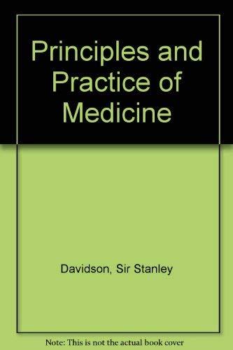 9780443016226: Principles and Practice of Medicine