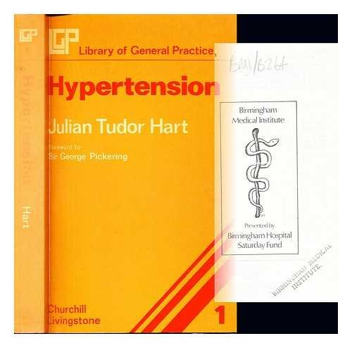 9780443016653: Hypertension: Community Control of High Blood Pressure (Library of general practice)