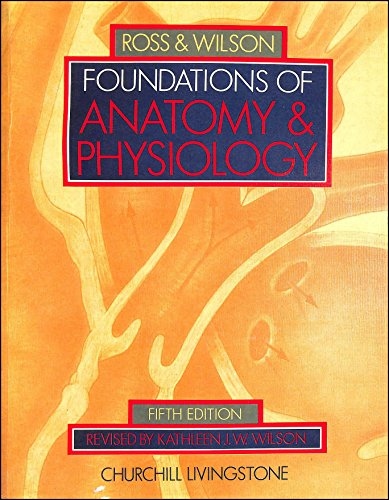 9780443016813: Foundations of Anatomy and Physiology