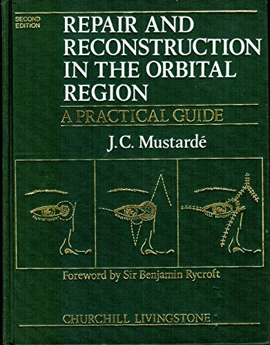 9780443016981: Repair and reconstruction in the orbital region: A practical guide