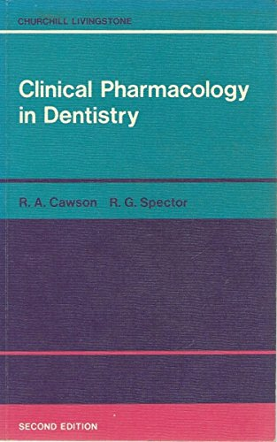 9780443018091: Clinical Pharmacology in Dentistry