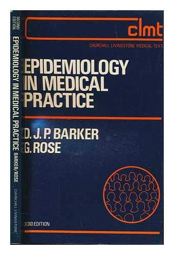9780443018510: Epidemiology in Medical Practice (Churchill Livingstone medical text)