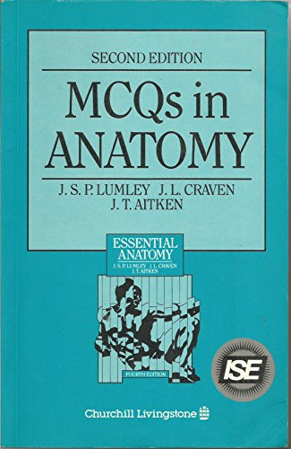 9780443018916: Multiple Choice Questions in Anatomy