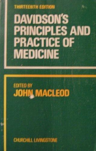 9780443024894: Principles and Practice of Medicine