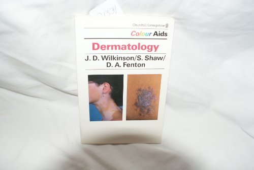 9780443028229: Dermatology (Colour AIDS)