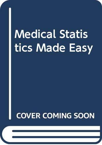 9780443028885: Medical Statistics Made Easy