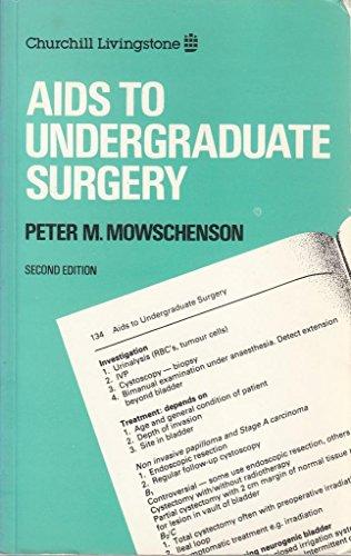 9780443029875: Aids to Undergraduate Surgery