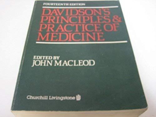 9780443030024: Davidson's Principles & Practice of Medicine