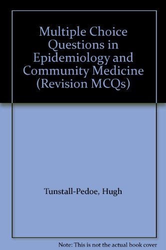 9780443031946: MCQs in epidemiology and community medicine (Revision MCQs)