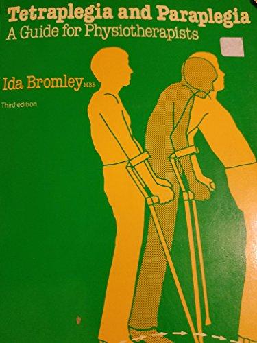 9780443032332: Tetraplegia and Paraplegia: Guide for Physiotherapists