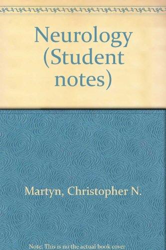 9780443033070: Neurology: Student Notes