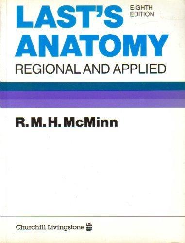 9780443034831: Last's Anatomy: Regional and Applied