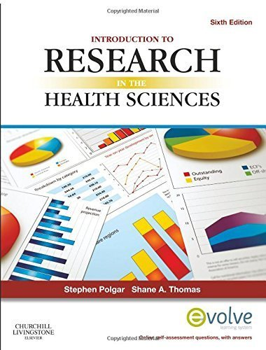 9780443036071: Introduction to Research in the Health Sciences