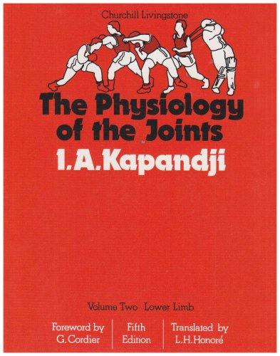 9780443036187: The Physiology of the Joints: Lower Limb, Volume 2