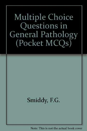 9780443036217: Multiple Choice Questions in General Pathology (Pocket MCQs)