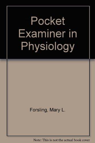 9780443037665: Pocket Examiner in Physiology