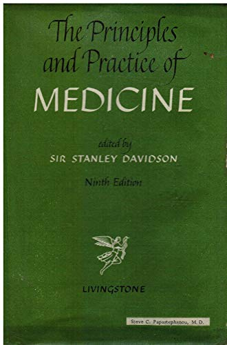 9780443038235: Davidson's Principles and Practice of Medicine: A Textbook for Students and Doctors