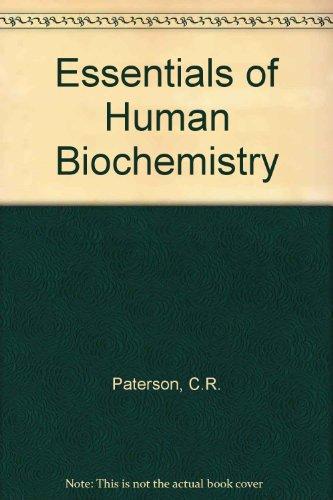 9780443038952: Essentials of Human Biochemistry
