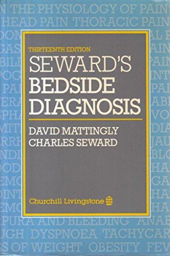 9780443040771: Seward's Bedside Diagnosis