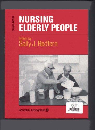 Nursing Elderly People: ed.) Redfern, Sally J.