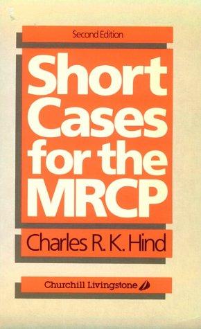 9780443041907: Short Cases for the MRCP, 2e