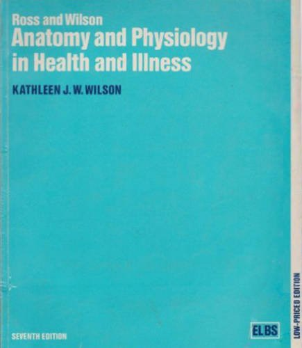 9780443042430: Ross & Wilson Anatomy and Physiology in Health and ...