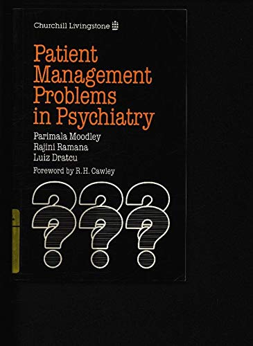 9780443043741: Patient Management Problems in Psychiatry