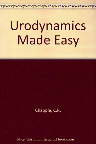 9780443045035: Urodynamics Made Easy