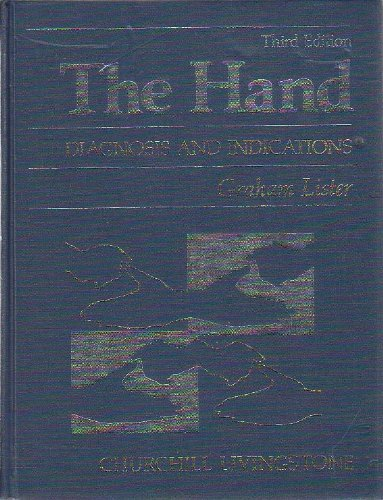 9780443045455: The Hand: Diagnosis and Indications