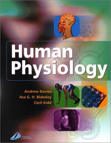 Human Physiology, 1e: Andrew Davies PhD