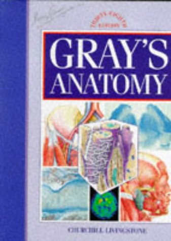 Gray's Anatomy: The Anatomical Basis of Medicine and Surgery (9780443045608) by Williams, Peter L.