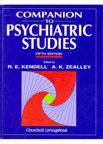9780443046681: Companion to Psychiatric Studies